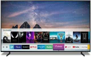 Что такое Samsung Apps для Smart TV?