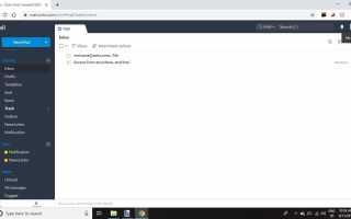 Как закрыть вашу учетную запись Zoho Mail