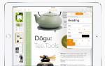 Что такое iWork для iPad? Посмотрите на Яблоки Офисный пакет
