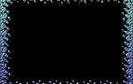 Список бесплатных фоторамок в формате PNG