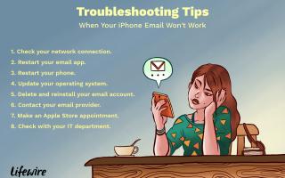 Что делать, если ваш iPhone не работает