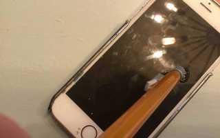 Как избавиться от царапин на телефоне
