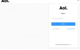 Как использовать форматированное текстовое форматирование в AOL Mail (AIM Mail)