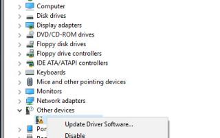 Исправлена проблема с веб-камерой ASUS USB2.0 в Windows 10
