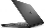 Ноутбук Dell подключен, не заряжается