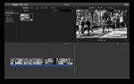 Как экспортировать файлы iMovie