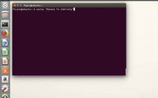 Как распаковать файлы с помощью командной строки Linux