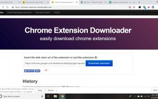Как использовать Google Drive в автономном режиме