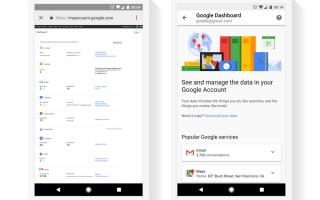 Как отключить рекламу Google
