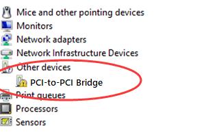 Устранить проблему с драйвером моста PCI-to-PCI Просто и быстро!