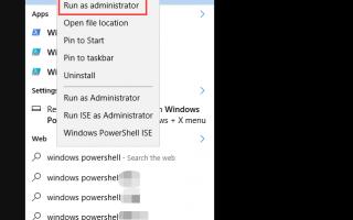Исправить панель задач не работает проблема в Windows 10 (шаг за шагом)