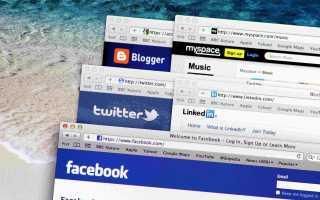Сравнение веб-браузеров для Mac OS X: Safari и Firefox