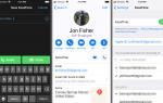 FaceTime: что это такое и как его использовать