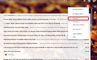 Как переслать почту Gmail с помощью фильтров