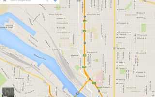Как получить маршруты и многое другое из Google Maps