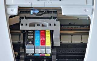Что такое струйный принтер?