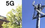 5G Cell Towers: почему вы их видите и как они работают