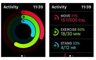Apple Watch — это устройство для здоровья, Full Stop