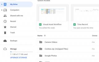 Способы доступа к вашим файлам из любого места