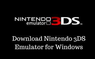 3DS Emulator для ПК — Citra Nintendo 3DS Emulator для Windows