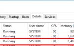 Методы исправления TiWorker.exe высокого использования диска в Windows 10