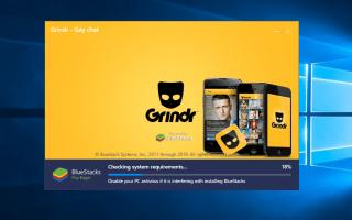 Как использовать Grindr на вашем настольном компьютере