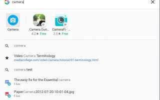 Как сделать фотографию на Chromebook