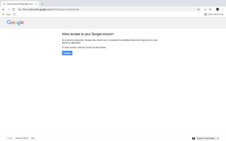 Что делать, если Gmail не работает на iPhone