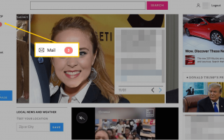 Как AOL Mail автоматически проверяет орфографию