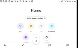 Как использовать Google Home Напоминания