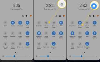 Как использовать режим Samsungs «Не беспокоить»