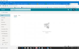 Как заблокировать домен в почте Outlook в Интернете
