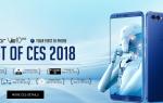Телефоны Huawei: взгляд на линию чести