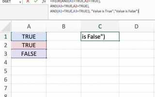 Как использовать панель формул в Excel и Google Sheets