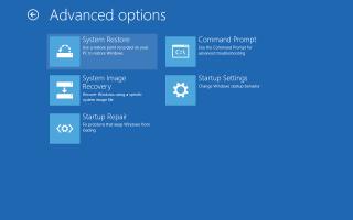 Как сбросить пароль Windows 8