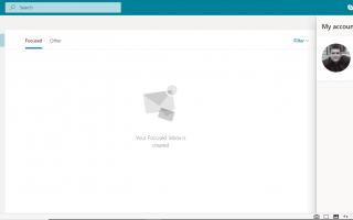 Как создать пароли приложений для Outlook.com для более простого входа