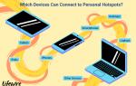 Персональная точка на iPhone: что нужно знать