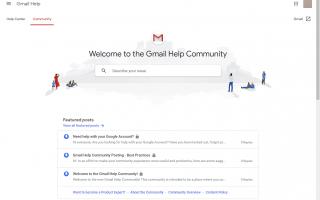 Как предложить функцию или улучшение для Gmail