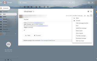 Как просмотреть полные заголовки электронной почты в Gmail
