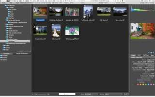 GraphicConverter 10 Фото редактор Обзор
