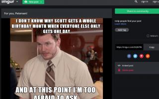Как найти мем на день рождения для друга
