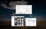 Сочетания клавиш Fedora GNOME