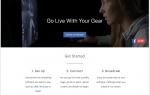 Как транслировать миксер на Facebook