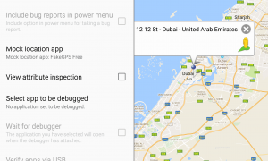 Как подделать местоположение GPS на вашем телефоне