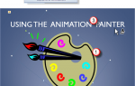 Как использовать анимационный художник в PowerPoint 2010