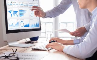 Как создать панель управления в Excel