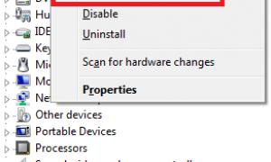 Intel HD Graphics 520 скачать драйвер