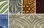 Сотни бесплатных текстур и узоров для Photoshop