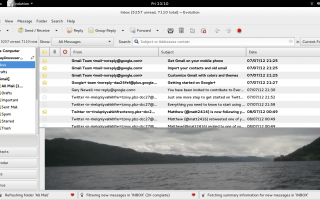 Лучшие клиенты электронной почты Linux
