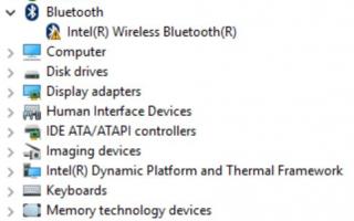Как исправить проблемы Intel Wireless Bluetooth Driver для Windows 10